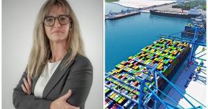 Nova presidente da Imetame Logística, Cristiane Marsillac, conversou com a coluna sobre o complexo portuário que está sendo construído em Aracruz e receberá investimentos de R$ 1,7 bilhão