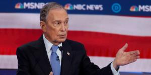 Michael Bloomberg Takes Defensive Posture in Democratic Debate