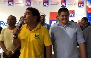 O PL optou por ficar neutro na disputa, mas Alexandre Xambinho, que disputou a prefeitura pelo partido, e cerca de 300 lideranças da sigla no município anunciaram apoio ao ex-prefeito. Magno e Vidigal são próximos