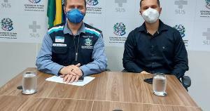 Secretário de Saúde acredita que a circulação do vírus em 28 dias já deve começar a sofrer impactos na cidade. Qualquer morador de Viana com idade de 18 a 49 anos ainda pode se vacinar nesta semana com a meia dose da Astrazeneca