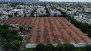 Conselho Estadual de Cultura aprovou pedido de proteção do imóvel localizado em Jardim da Penha, que está nos planos de leilão da União. Processo não impede a venda, mas cria restrições para obras no espaço