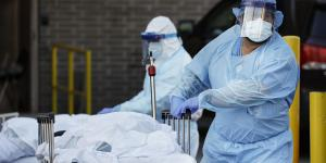 U.S. Coronavirus Death Toll Nears 10,000