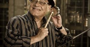 Hoje é dia de festejar o cantor, compositor e percussionista. Álbum '#PartiuZéPelintra – Tributo a Germano Mathias' revisita o trabalho do ícone do samba paulista com grandes nomes da música