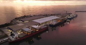Terminal portuário, localizado em Aracruz, vai receber investimentos de R$ 20 milhões em 2021 e passar a atender empresa que vai fabricar celulose solúvel no Triângulo Mineiro e escoar produção pelo ES