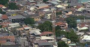 No Rio de Janeiro, facções criminosas já se apoderaram de 26 antenas, afetando 158 mil pessoas em 72 bairros da capital carioca e em outras 3 cidades da região metropolitana