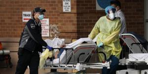 As Coronavirus Peaks, New York City's Hospitals Prepare 'Live or Die' Guidance