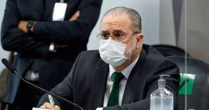 Procurador-geral da República, Augusto Aras, foi sabatinado nesta terça (24), na Comissão de Constituição e Justiça do Senado, para ser reconduzido ao cargo por mais dois anos