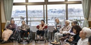 Japan's Aging Population Breathes New Life Into a Centuries-Old Investment Idea