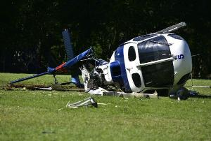 Um dos acidentes aconteceu há mais de dois anos com o helicóptero que transportava o então governador Paulo Hartung; o outro ocorreu há um ano e envolveu um monomotor que caiu em Guarapari
