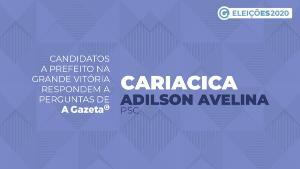 A Gazeta entrevistou o ex-vereador e candidato para comandar Cariacica pelos próximos quatro anos. Saiba o que ele propõe para economia local, saúde, infraestrutura, educação e segurança pública. Veja o vídeo
