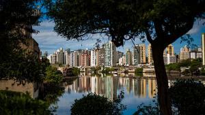 Um ensaio realizado pela equipe de fotógrafos de A Gazeta exibe esse e outros aspectos da Capital, que agora ostenta status de metrópole