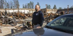 Paradise Remade: Finding a Home in the Ashes of a Town Consumed By Fire