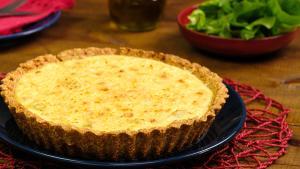 A célebre torta de origem francesa é uma receita coringa para agradar na hora do lanche, do brunch e até do café da manhã