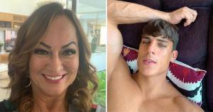 Os dois teriam continuado a conversar pelo Instagram e na última semana, em crise de depressão, Tiago teria pedido ajuda a Nadine, segundo o Extra