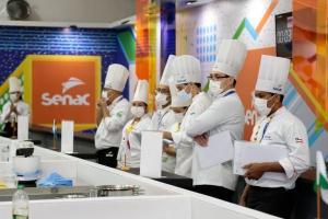 Realizada em Vitória, as Competições Senac de Educação Profissional irão premiar alunos e egressos em áreas como cabeleireiro, cozinha restaurante, estética e cuidados com a saúde