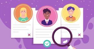 Em relação aos currículos que fazem parte do processo de recrutamento, por exemplo, a qualquer momento a pessoa poderá solicitar a exclusão dos seus dados e a empresa deverá obedecer
