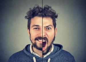 O bipolar pode levar anos para ser diagnosticado, justamente por apresentar quadros eufóricos apenas durante determinado período da vida