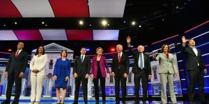 Buttigieg, Health Care in Spotlight at Fifth Democratic Debate