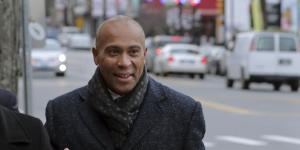 Deval Patrick's Ties to Health-Care Industry Could be a Liability