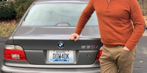 Forget Dow 30K. It's Already Hit 40K on License Plates