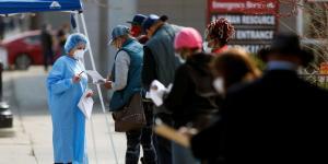 Global Coronavirus Death Toll Nears 75,000 as Lockdowns Tighten