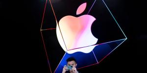 Apple Was Headed for a Slump. Then It Had One of the Biggest Rallies Ever.