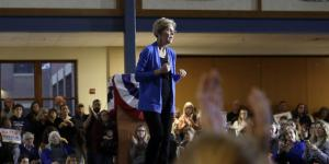 Elizabeth Warren's Tax Plan Would Bring Rates Over 100% for Some