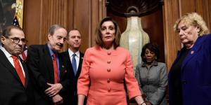Democrats Outline Plan for Removing Trump