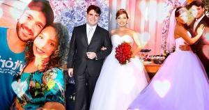Em 2012, após solicitar troca de plano à operadora, o capixaba Lucas recebeu uma ligação da atendente paulista Maria. Três anos depois, eles se casaram