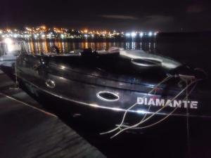 José Silvino Pinafo, que pilotava a lancha Diamante, envolvida no acidente ocorrido no dia 25 de julho na Baía de Vitória, passou por audiência de custódia nesta quarta-feira (9) e vai permanecer preso