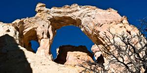 Arch Rivals Quarrel Over Quirky Geological Formations
