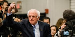 Bernie Sanders Ends Bid for White House