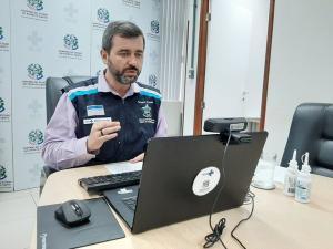 Segundo Nésio Fernandes, houve uma fase de crescimento no contágio entre setembro e 20 de outubro, mas o atual momento é de estabilização da redução de casos