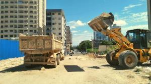 Novo trecho da rua Belo Horizonte vai interligar as avenidas São Paulo e Hugo Musso, em Itapuã