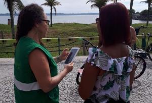 Começa neste sábado (9) a pesquisa de identificação do perfil do turista e dos visitantes na temporada. A novidade este ano é a realização de pesquisa nos parques estaduais em parceria com o Instituto de Meio Ambiente e Recursos Hídricos (Iema)