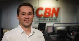 Jornalista, que continua na apresentação do Bom Dia ES, assume o comando do programa CBN Cotidiano, da Rádio CBN Vitória, a partir desta quarta-feira (1°)
