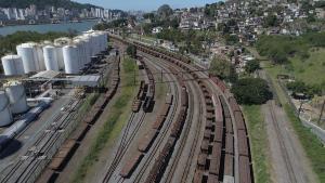 Vale fará trecho de nova ferrovia entre Cariacica e Anchieta, mas obra até Porto Central ainda é incerta e depende de concessão da Vitória-Rio