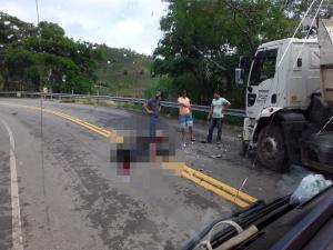 A vítima chegou a ser socorrida, mas não resistiu aos ferimentos e acabou morrendo