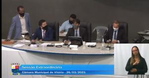 Projeto encaminhado pelo Executivo à Câmara antecipa três feriados religiosos; em sessão extraordinária nesta sexta, proposta foi aprovada