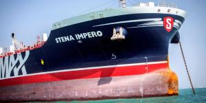 Iran Frees a British Tanker to End Standoff Ahead of U.N. Summit