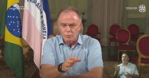Afirmação é do governador Renato Casagrande, que alertou sobre cenário crítico de outros Estados e possíveis pioras em território capixaba