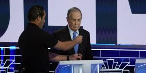 Mike Bloomberg Aims to Improve in His Second Democratic Debate