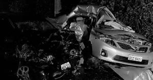 Acidente na Rodovia do Sol matou dois avós e um neto de 4 anos, no sábado (31). No primeiro semestre deste ano, 347 pessoas perderam a vida no trânsito no Espírito Santo