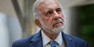 Carl Icahn Makes Case for Xerox-HP Union