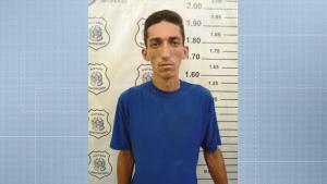 Tiago Mendonça Barbosa, 37 anos, possuía passagens criminais por tráfico de drogas e por porte ilegal de arma de fogo