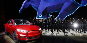 Ford's Big Bet: New Electric SUV to Wear Mustang Logo