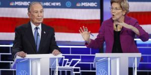 Michael Bloomberg, Other Democrats to Square Off in Las Vegas Debate