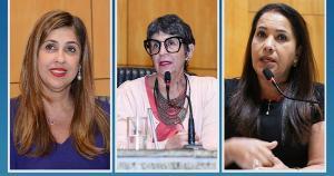 Parlamento capixaba é um dos que tem a menor representação feminina no país