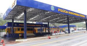 Nova unidade operacional da Polícia Rodoviária Federal (PRF) fica na BR 262, em Brejetuba, e será inaugurada nesta quinta-feira (30)
