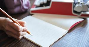 O escritor criativo é uma estranha criatura que obtém prazer nos devaneios partilhados